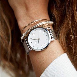 Rosefield Quartz Watch Stainless-Steel Bracelet